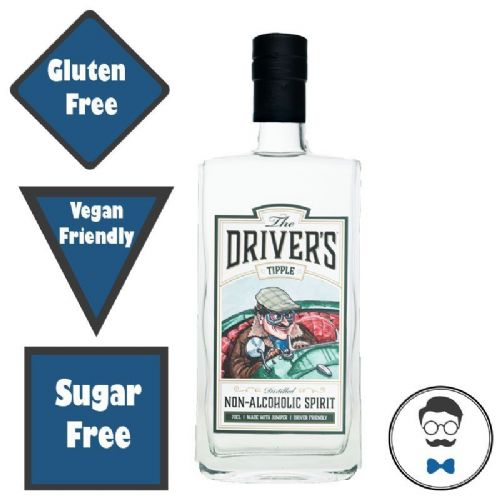 Drivers Tipple  Alcohol Free Spirit (0% ABV)